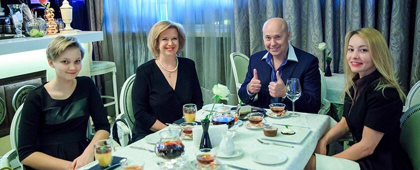 Английское чаепитие с Александром Солодухой