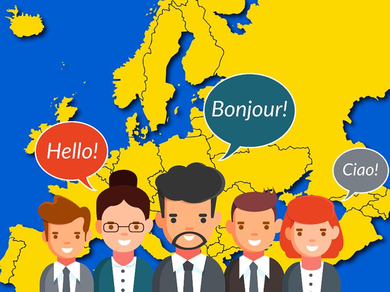 День языков в Европе